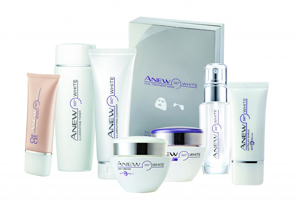 03 AVON ANEW 360 WHITE