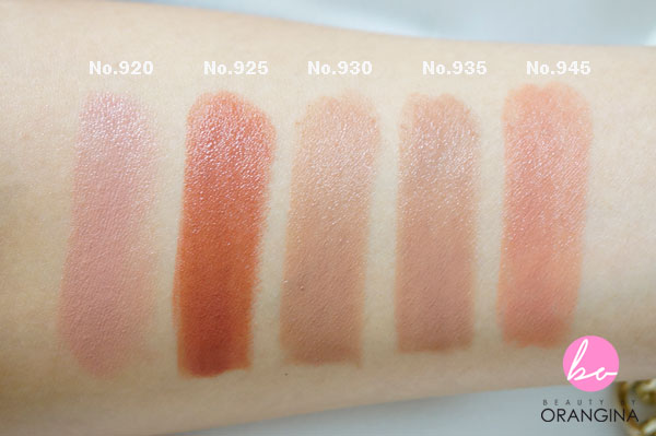 The ลิปสติก Review Color Buffs Sensational Maybelline
