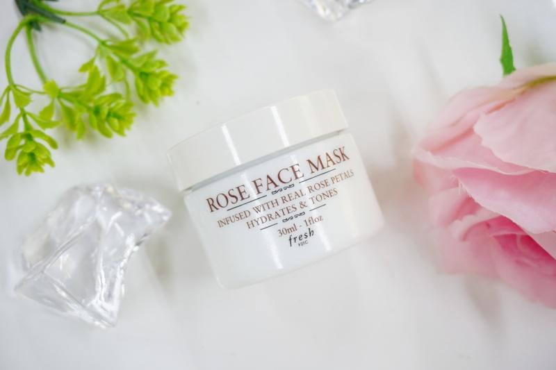 มาส์กกุหลาบ Fresh Rose Face Mask ซื้อที่ไหน