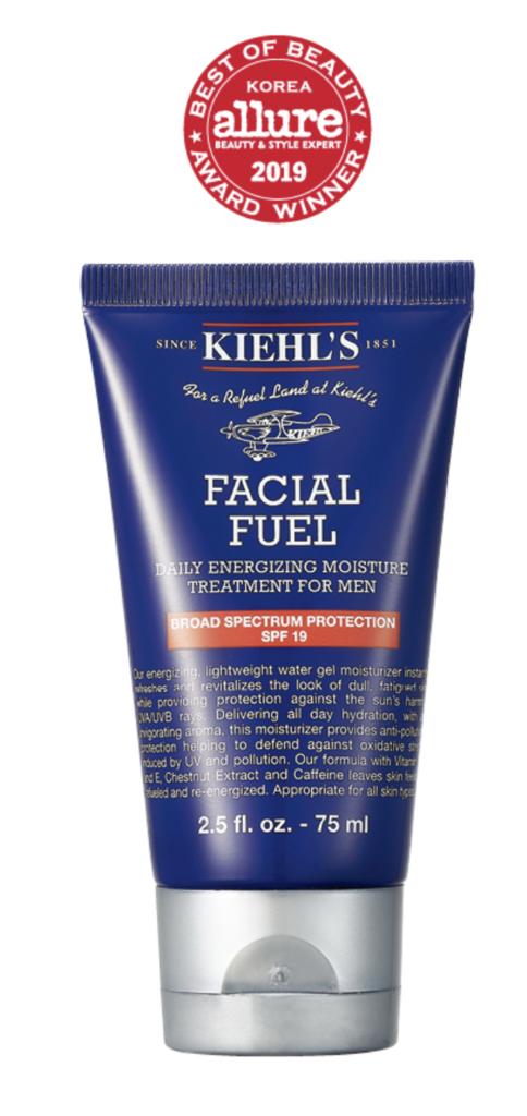 Kiehl's Facial Fuel SPF Moisturizer