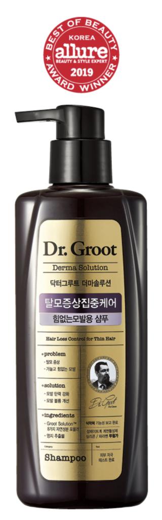แชมพู Dr.Groot