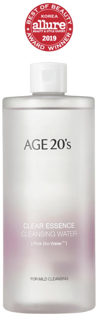 age 20's