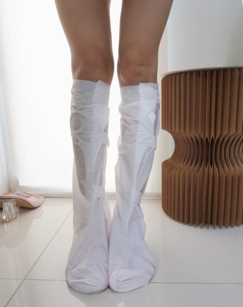 ถุงเท้าช่วยผ่อนคลาย