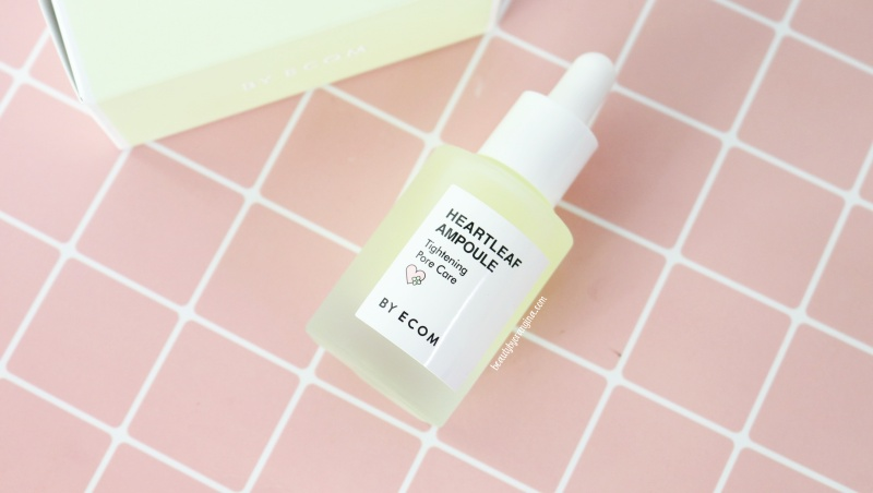 PURE CALMING AMPOULE รีวิว by ecom