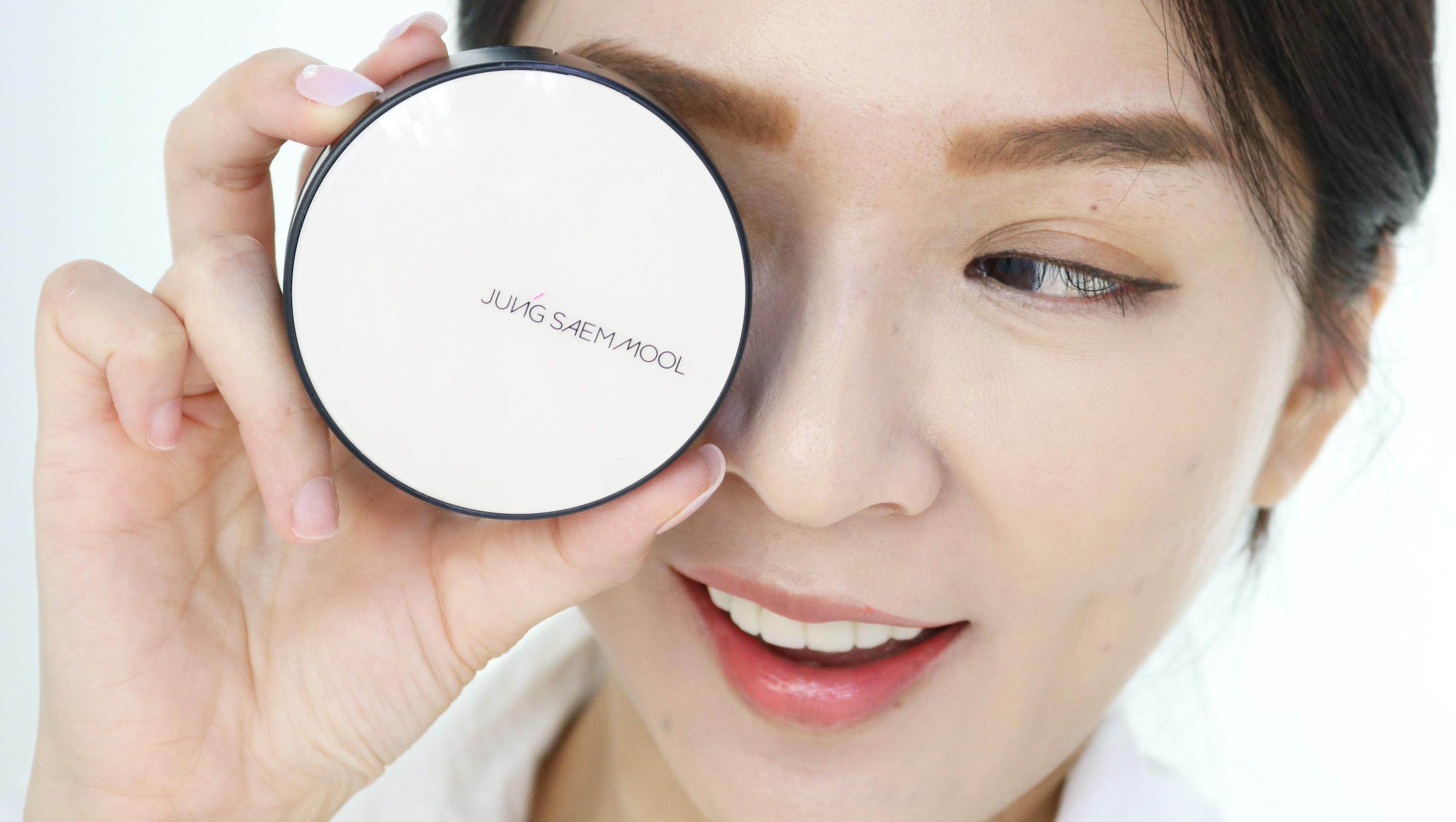 คุชชั่น jung saem mool รีวิว
