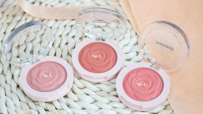 mamonde blush