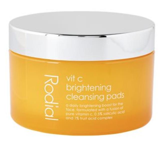 Rodial Vit C Brightening Cleansing Pads