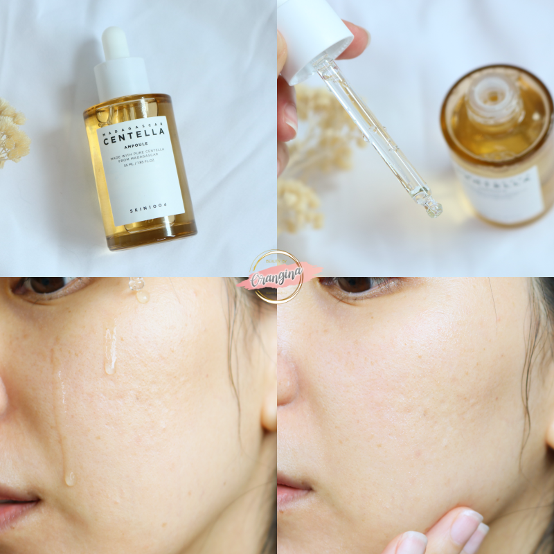 ampoule review