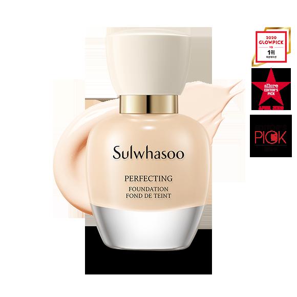 sulwhasoo perfecting Foundation