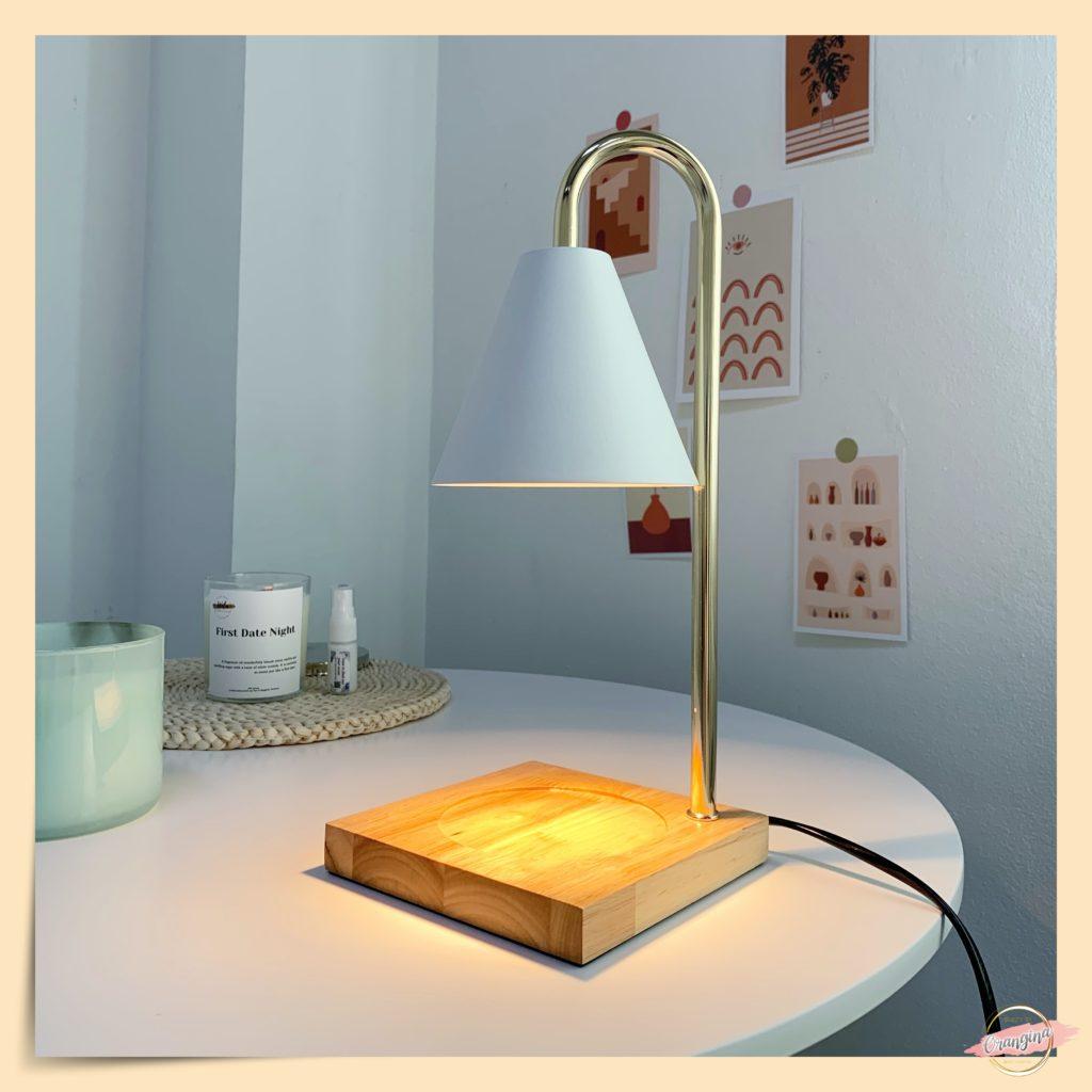 Candle Warmerโคมอุ่นเทียน