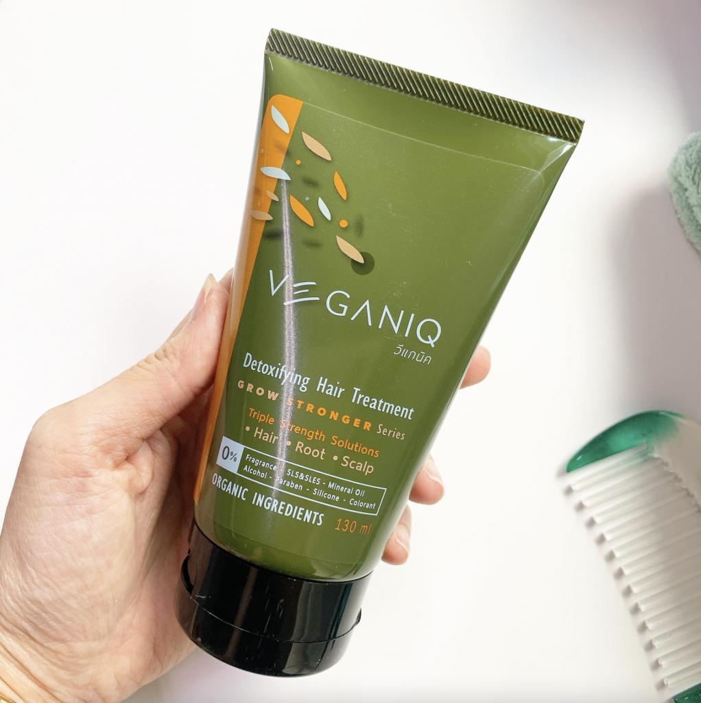 Veganiq Detoxifying Hair Treatment