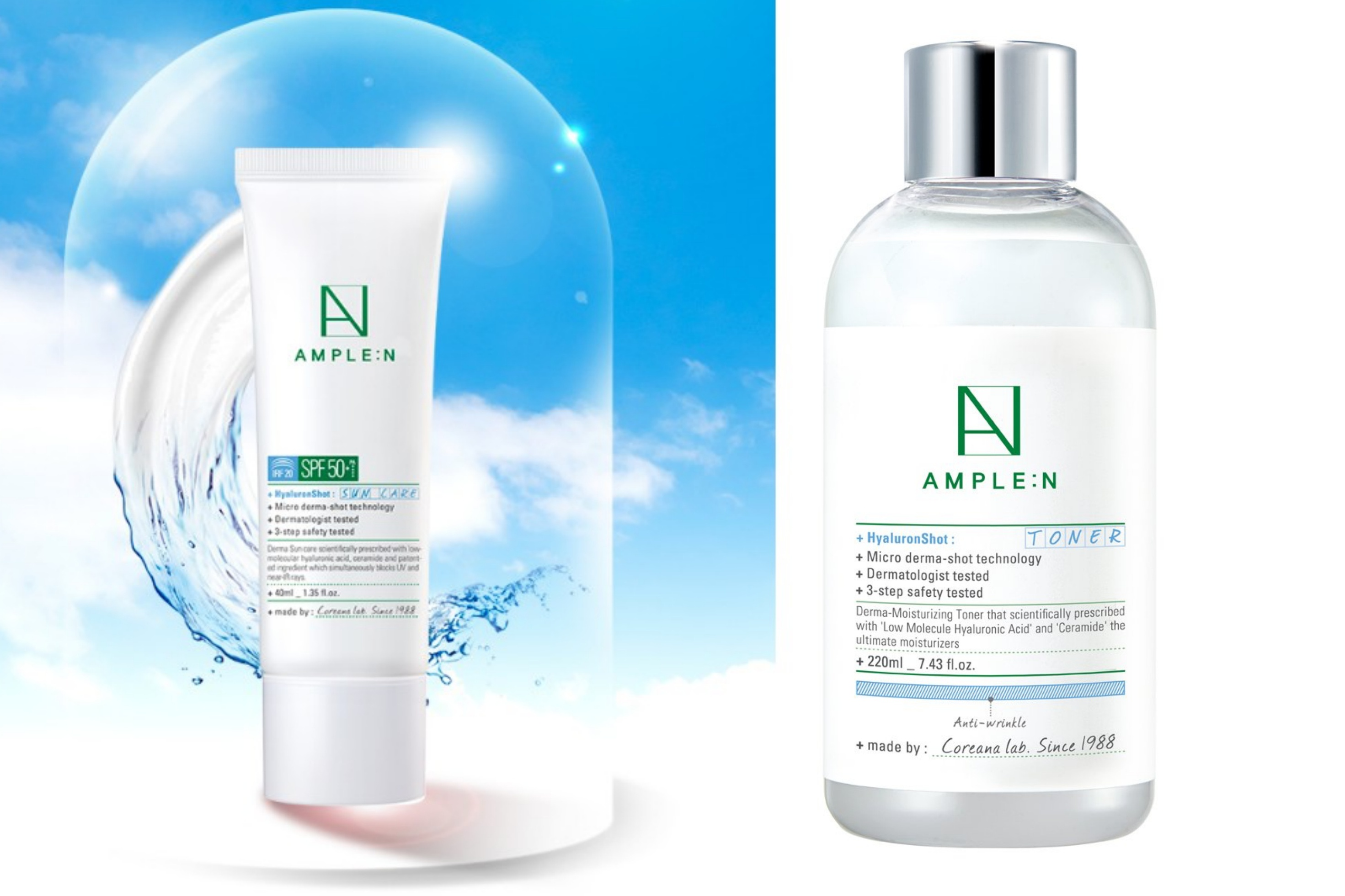 review ample n coreana