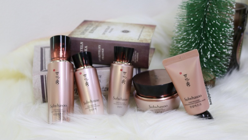 sulwhasoo timetreasure review