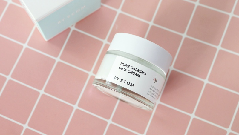 by ecom Pure Calming cica Cream