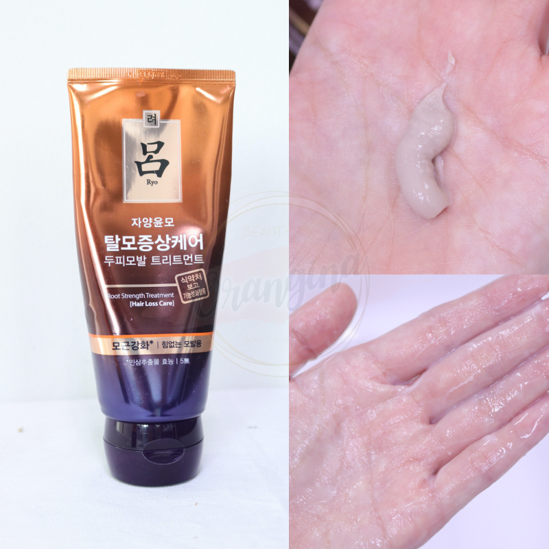 RYO Root Strength Treatment Hair Loss Care